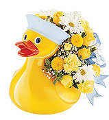 Teleflora's Just Ducky Bouquet - Boy