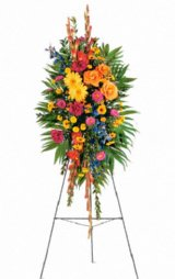Celebration of Life Standing Spray