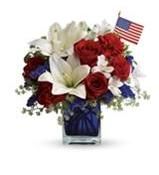 Patriotic Flower Collection