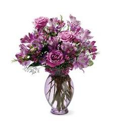 Teleflora's Evening Inspiration Bouquet (07R230B)