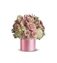 Teleflora's Sweet Pinks Bouquet (08N240B)