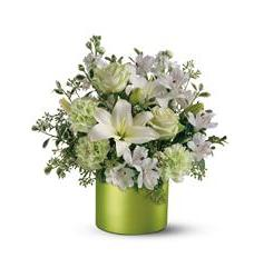 Teleflora's Sea Spray Bouquet (08N520B)