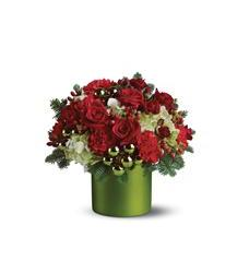 Teleflora's Holiday in Style (08N540B)