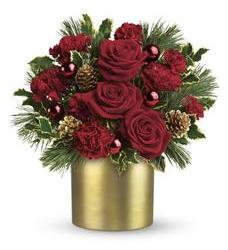 Teleflora's Holiday Elegance (T115-1A)