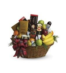 The Ultimate Christmas Basket (T135-3A)