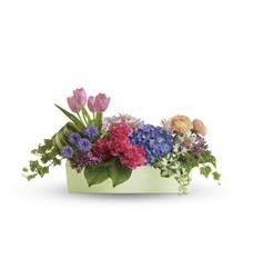 Garden Party Centerpiece (T148-3A)