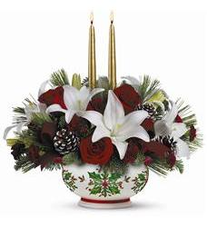 Teleflora's Season's Best Centerpiece (T14X105A)