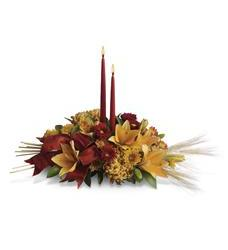 Graceful Glow Centerpiece (T168-1A)