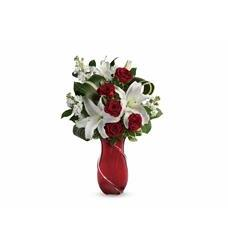 Teleflora's Love And Tenderness Bouquet (T16V205A)