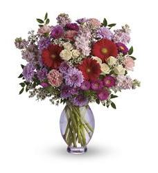 Teleflora's Perfectly Pleasing Pinks (T17-1A)