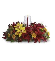 Glow of Gratitude Centerpiece (T178-1A)