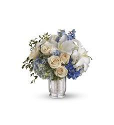Teleflora's Seaside Centerpiece (T184-1A)