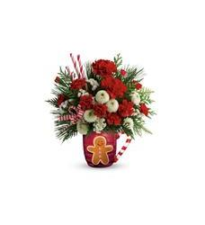 Send A Hug Winter Sips Bouquet by Teleflora (T18X500A)