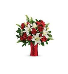 Teleflora's Sweetest Satin Bouquet (T19V100A)