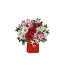 Teleflora's Country Sweetheart Bouquet (T19V300A)