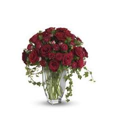 Teleflora's Rose Romanesque Bouquet (T231-1A)