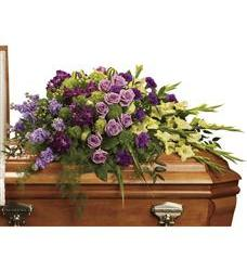Reflections of Gratitude Casket Spray (T268-3A)