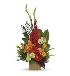 Heart's Companion Bouquet by Teleflora (T273-1A)