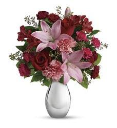 Teleflora's Moonlight Kiss Bouquet (T409-1A)