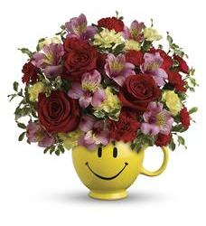 So Happy You're Mine Bouquet by Teleflora (TEV40-3A)