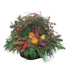 Winter Greens Basket (TF102-2)