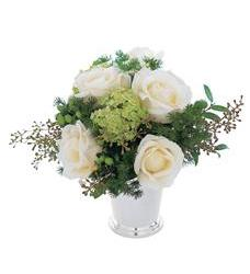 Silver Mint Julep Bouquet (TF119-2)