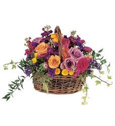 Garden Gathering Basket (TF187-7)