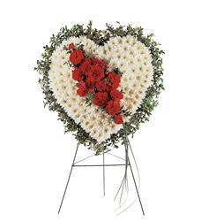 Tribute Heart (TF189-7)