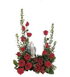 Teleflora's Our Lady of Grace  (TF209-2)
