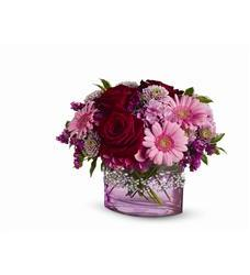 Teleflora's Touch of Glamour (TFWEB341)