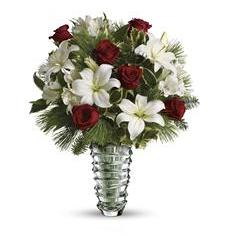 Teleflora's Glorious Noël Bouquet