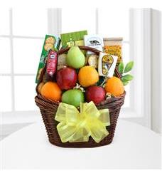 Fruitful Greetings Gourmet Basket - Better (WGG180)