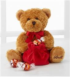 Lindt Loveable Bear with Truffles - Good (WGL117)