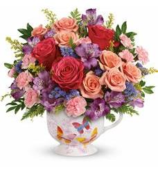 Teleflora's Wings Of Joy Bouquet (T16M305A)