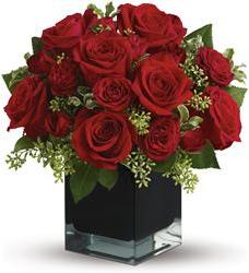 Ravishing Red's Bouquet