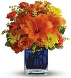 European Blooms Bouquet (TFWEB577)