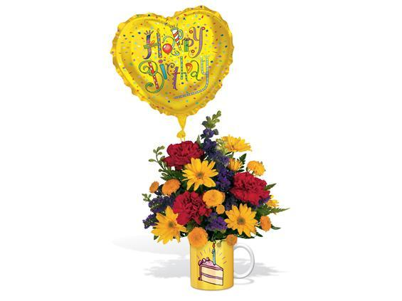 Teleflora's Birthday Surprise Bouquet