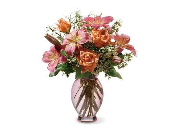 Teleflora's Dawn Inspiration Bouquet (07R240B)