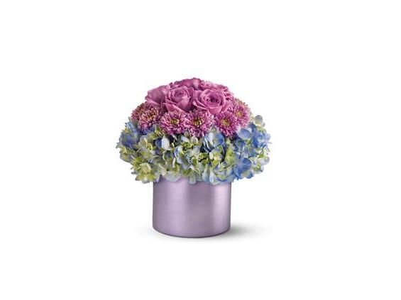 Teleflora's Lovely in Lavender (08N310B)