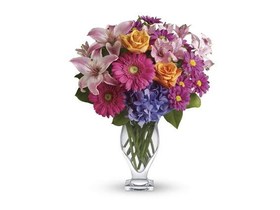 Wondrous Wishes by Teleflora (T11-1A)
