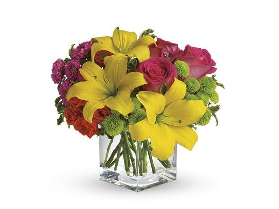 Teleflora's Sunsplash (T159-1A)