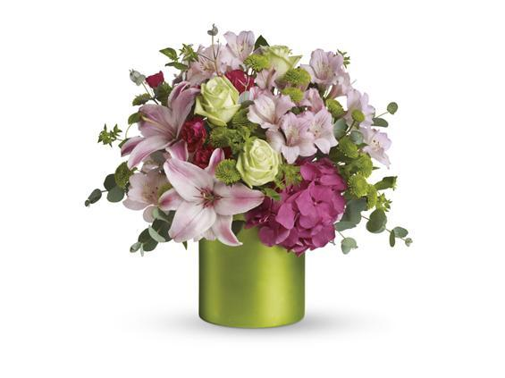 Fancy Flowers by Teleflora (T18-3A)