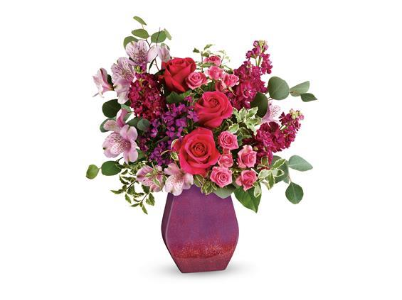 Teleflora's Rare Jewels Bouquet (T19M105A)