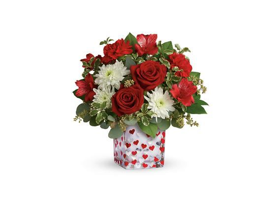 Teleflora's Happy Harmony Bouquet (T19V400A)