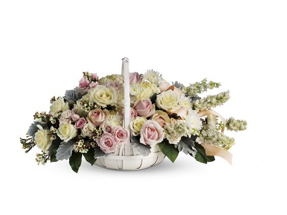 Dawn of Remembrance Basket (T236-2A)