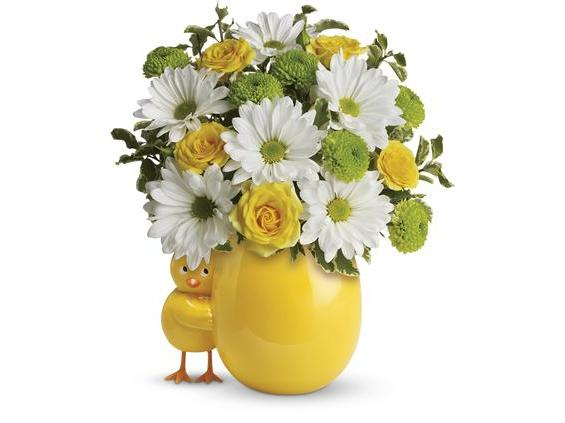 My Little Chickadee by Teleflora (T33-1A)