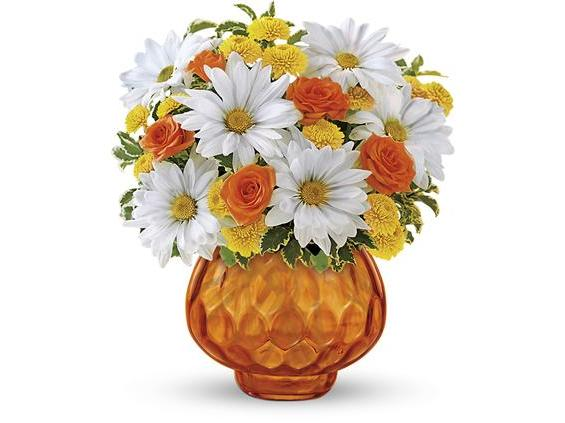 Teleflora's Rise and Sunshine (TEV03-1A)