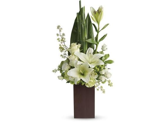 Teleflora's Peace And Harmony Bouquet (TEV21-2A)