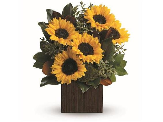 You're Golden Bouquet by Teleflora (TEV32-1A)