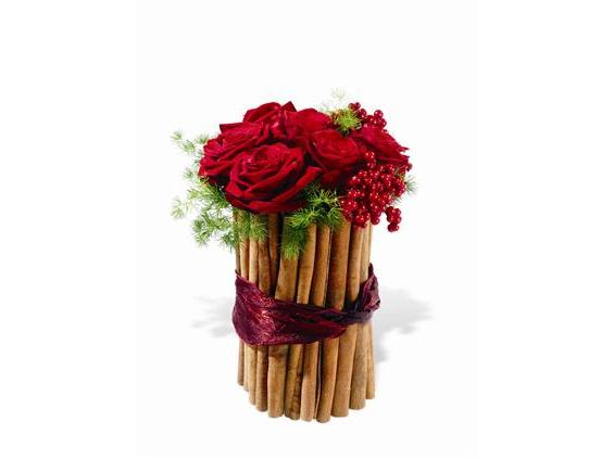 Spicy Red Roses (TF-WEB90)